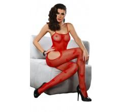 Боди-комбинезон «Titania Red»
