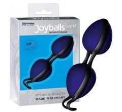 Вагинальные шарики «Joyballs secret, Schwarz-Schwarz»