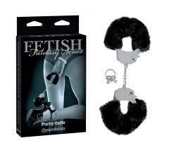 Меховые наручники «Fetish Fantasy Limited Edition Furry Cuffs»