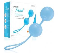 Вагинальные шарики со смещенным центром тяжести «Joyballs Trend»