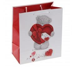 Пакет подарочный «Большое Сердце»