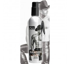 Анальный лубрикант с запахом натуральной кожи «Tom of Finland Rawhide Leather Scented Lubricant» 240 мл.