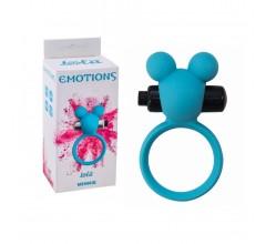 Эрекционное кольцо с вибрацией «EMOTIONS MINNIE»