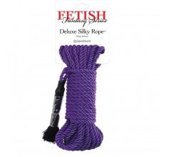 Бандажная веревка «Fetish Fantasy Series Deluxe Silky Rope» 9,5 метров