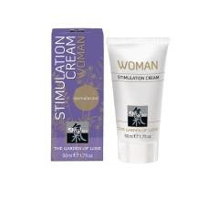 Стимулирующий крем для женщин «SHiATSU Woman Stimulation Cream» 50 мл.