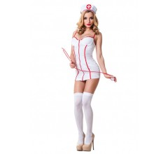 Игровой костюм «Сексапильная Медсестричка» (Фото 1)
