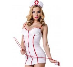 Игровой костюм «Сексапильная Медсестричка»