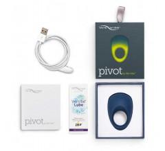 Эрекционное кольцо с вибрацией «Pivot by We-Vibe» (Фото 3)