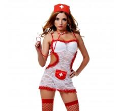 Игровой костюм «Соблазнительная Медсестра»