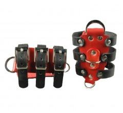 Оригинальные наручники «Полоски»