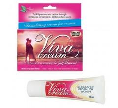 Гель-крем для женщин стимулирующий «VivaCream» 30 мл.