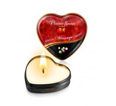 Массажная свеча «BOUGIE DE MASSAGE GOUT BUBBLE GUM» с ароматом жевательной резинки 35 мл.