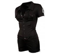 Эротический полукомбинезон «Police Jumpsuit» (Фото 2)