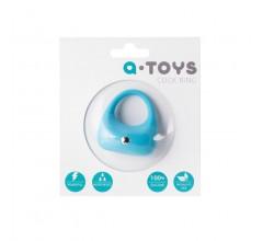 Эрекционное виброкольцо «A-TOYS Cock Ring»