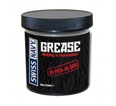 Крем-лубрикант для фистинга на масляной основе «Swiss Navy Grease Jar» 473 мл.