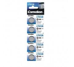 Батарейки Camelion CR2025