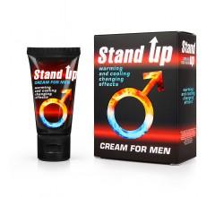 Возбуждающий крем для мужчин «Sex Expert Stand Up» 40 мл.