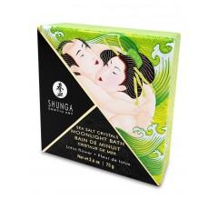 Ароматическая соль для ванны «MOONLIGHT BATH Lotus flower» 75 гр. (Фото 1)