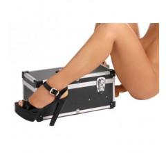 Секс-машина в чемодане «Tool Box» с двумя насадками и вибратором (Фото 3)