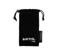 Анальная пробка с меховым хвостиком «TOYFA Metal» (Фото 2)