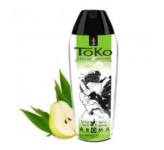 Съедобный лубрикант «Toko AROMA Зеленый Чай с Грушей»