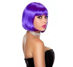 Фиолетовый парик-каре «PLAYFULLY PURPLE» арт.EF-WG-19