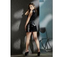 Платье из винила «Black Level» (Фото 2)