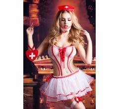 Игровой костюм медсестры «Candy Girl Lola» 6 предметов (Фото 2)