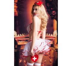 Игровой костюм медсестры «Candy Girl Lola» 6 предметов (Фото 3)