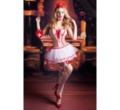 Игровой костюм медсестры «Candy Girl Lola» 6 предметов