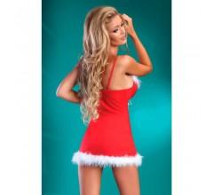 Новогоднее платье «Christmas Honey» (Фото 1)