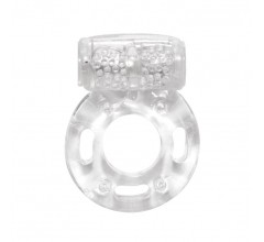 Эрекционное кольцо с вибрацией «Rings Axle-Pin» (Фото 1)