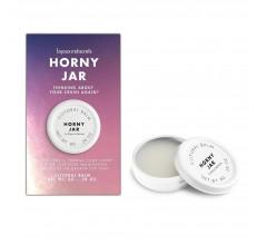 Бальзам для клитора «HORNY JAR» с ароматом сандала
