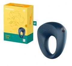 Эрекционное кольцо с вибрацией «Satisfyer Rings»