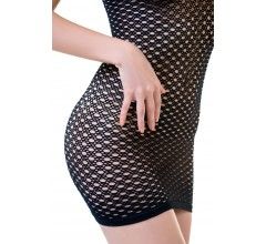 Эластичное платье в мелкую сетку «Falesia» (Фото 3)