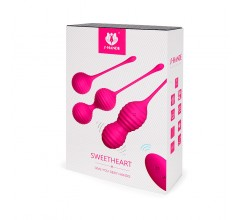 Набор вагинальных шариков «Sweet Heart» (Фото 2)