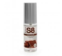 Смазка для орального секса «S8 Flavored Lube Chocolate» со вкусом шоколада 50 мл