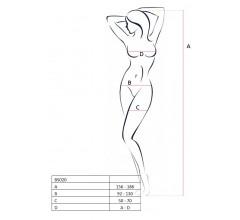 Боди-комбинезон «Passion Erotic Line» (Фото 1)