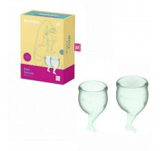 Набор менструальных чаш «Satisfyer Feel secure»