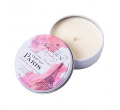 Массажная свеча с ароматом ванили и сандала «Petits JouJoux A Trip To Paris»
