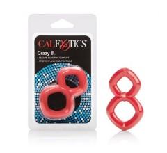Двойное эрекционное кольцо «Crazy 8»