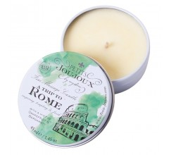 Массажная свеча с ароматом грейпфрута и бергамота «Petits JouJoux A Trip To Rome»