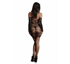 Миниплатье с рукавами «Long Sleeved Mini Dress» (Фото 1)