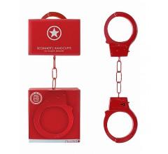 Металлические наручники «Beginner's Handcuffs»