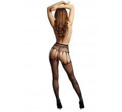 Стрип-панти «Crotchless Cut-Out Pantyhose» (Фото 1)