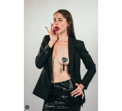 Пэстисы-сердечки с кисточками «Burlesque Evans» (Фото 3)