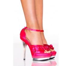Стрип обувь «FUCHSIA»