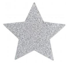 Пэстис в форме звезд «Bijoux Flash Star Glitter Pasties» (Фото 1)