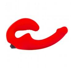 Безремневой страпон с вибрацией «ГлавСексМаг» (Фото 1)