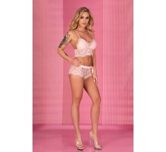 Комплект белья «Wolpilm Pink» (Фото 2)